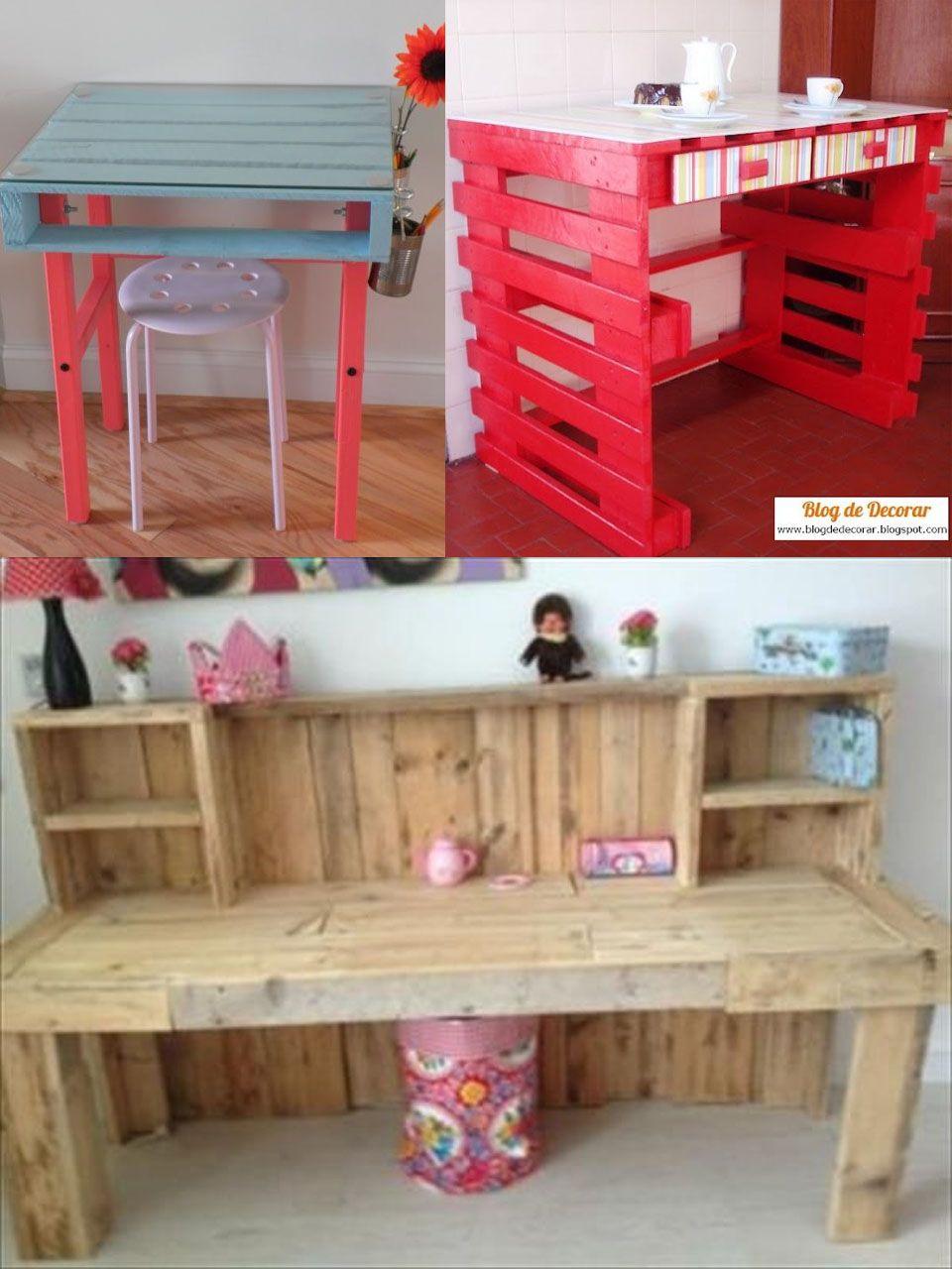 Pin de jeny chiq en muebles de paletas pinterest for Muebles hechos con paletas de madera