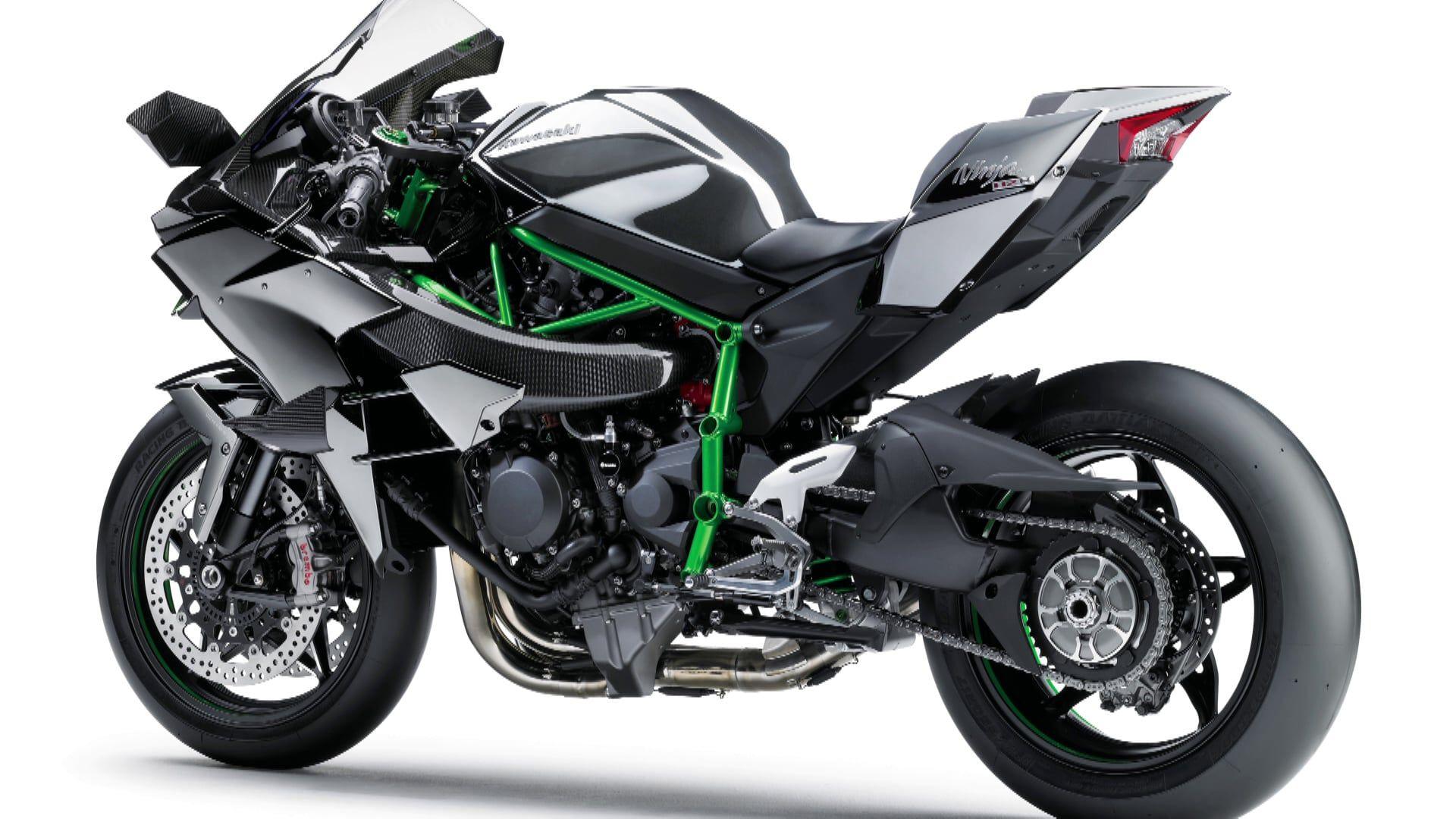 Kawasaki Ninja H2 H2r 2015 Presslaunch Kawasaki Motorcycles