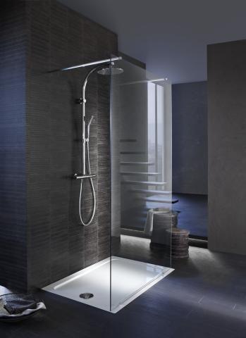 Le receveur douche le plus plébiscité par les clients de Batinea - antiderapant salle de bain