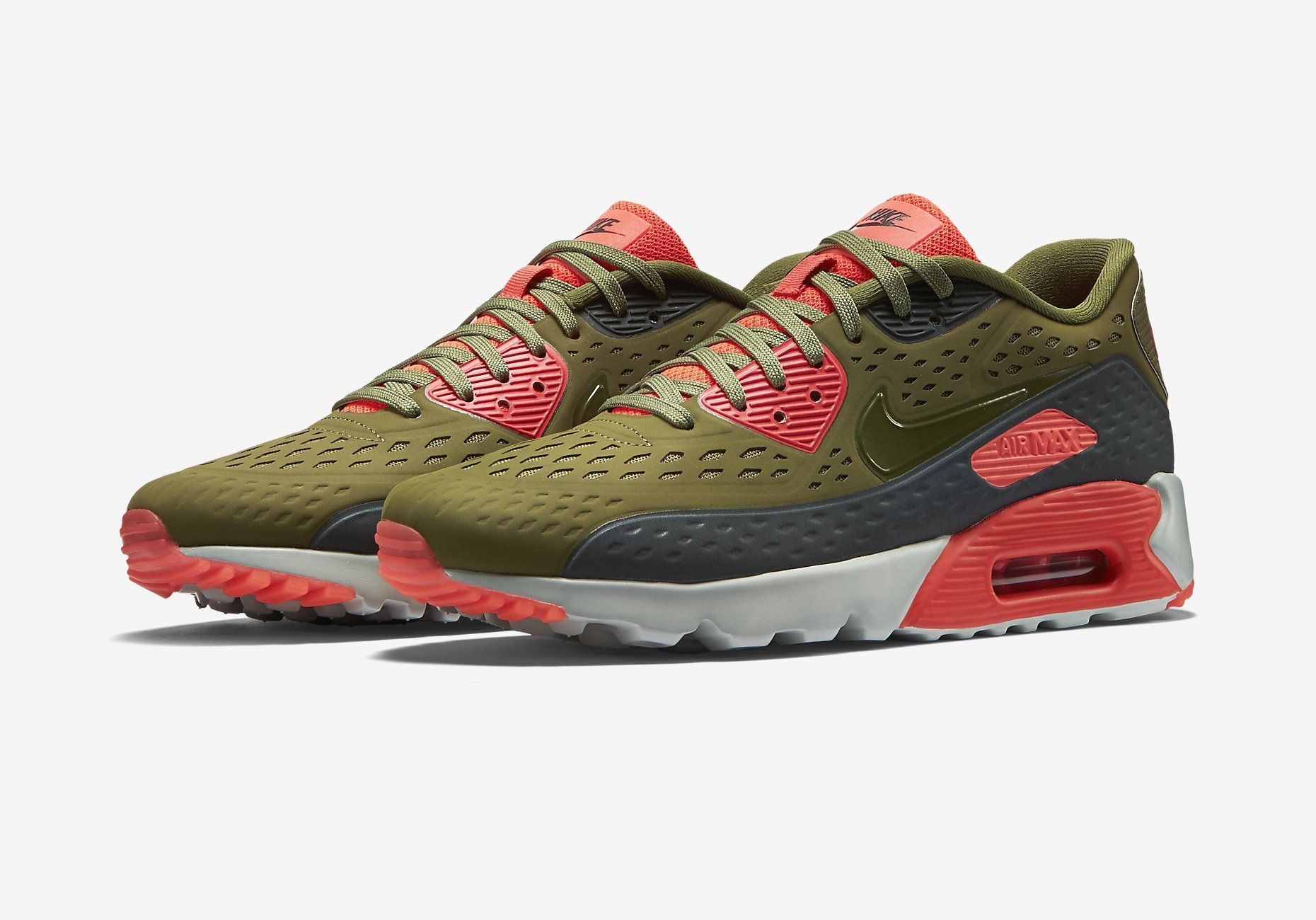 Nike Air Max 90 Ultra Breathe – Scenery Green Bright