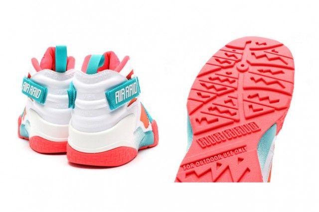 NIKE AIR RAID (LASER CRIMSON/TURBO GREEN) | Sneaker Freaker