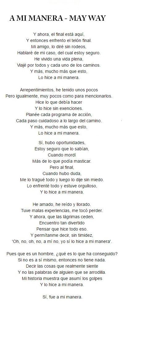 Pin De Eddy Pedrozo En Me Encanta Letras De Canciones