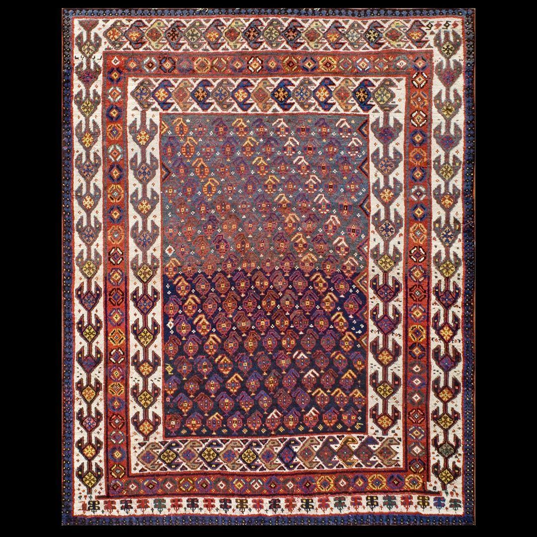 Antique persian tribal ghashgaie persian tribal u x