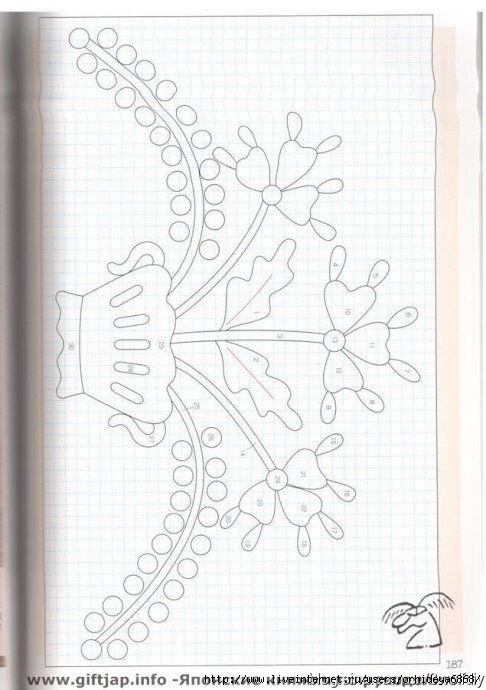 34 (486x690, 170Kb) | Patchwork motivos aplicados | Pinterest ...