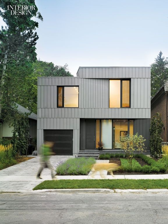 Paul Raff Studio Architects Creates A Phenomenal Sensory Experience For A Home In Toronto Toronto Houses Interior Design Magazine Architecture