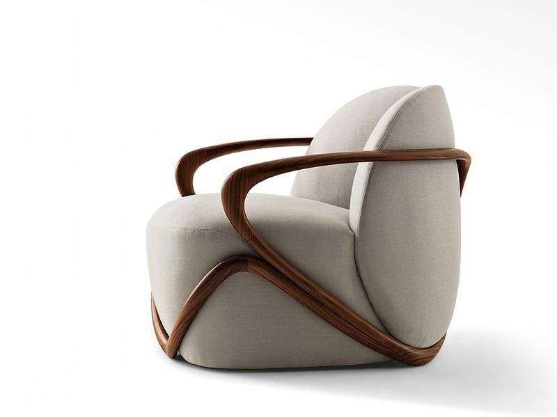 HUG Armchair by (With images) Armchair