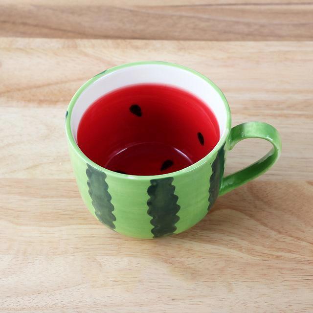Watermelon Ceramic Mug
