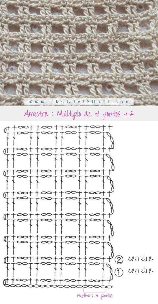 Tricot Pontos – Handarbeit