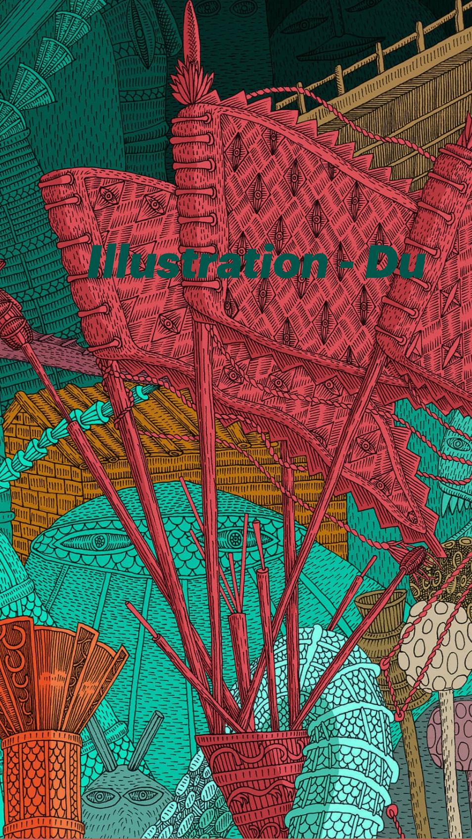 Illustration - Du