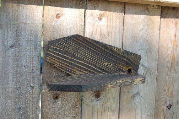 Coffin Shelf Coffin Decor Gothic Decor Gothic Home Coffin