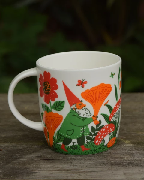 GNOMES Ceramic Mug #ceramicmugs