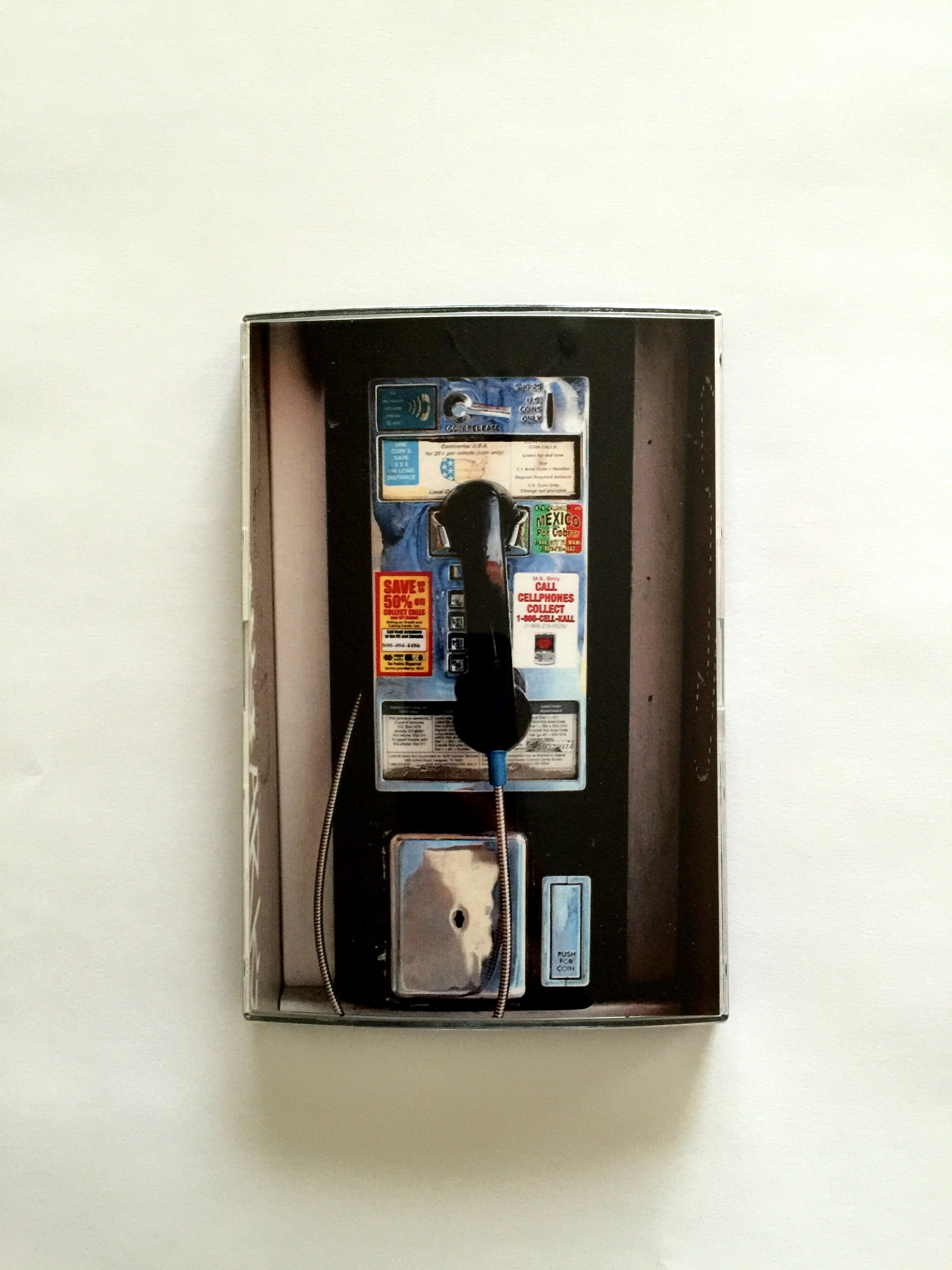 hide your ugly wall phone jack with a picture http telephrame [ 2448 x 3264 Pixel ]
