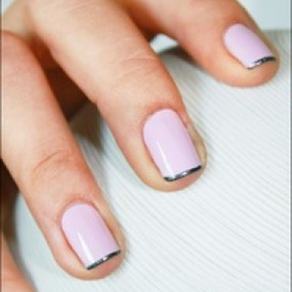 French Sur Ongles Courts