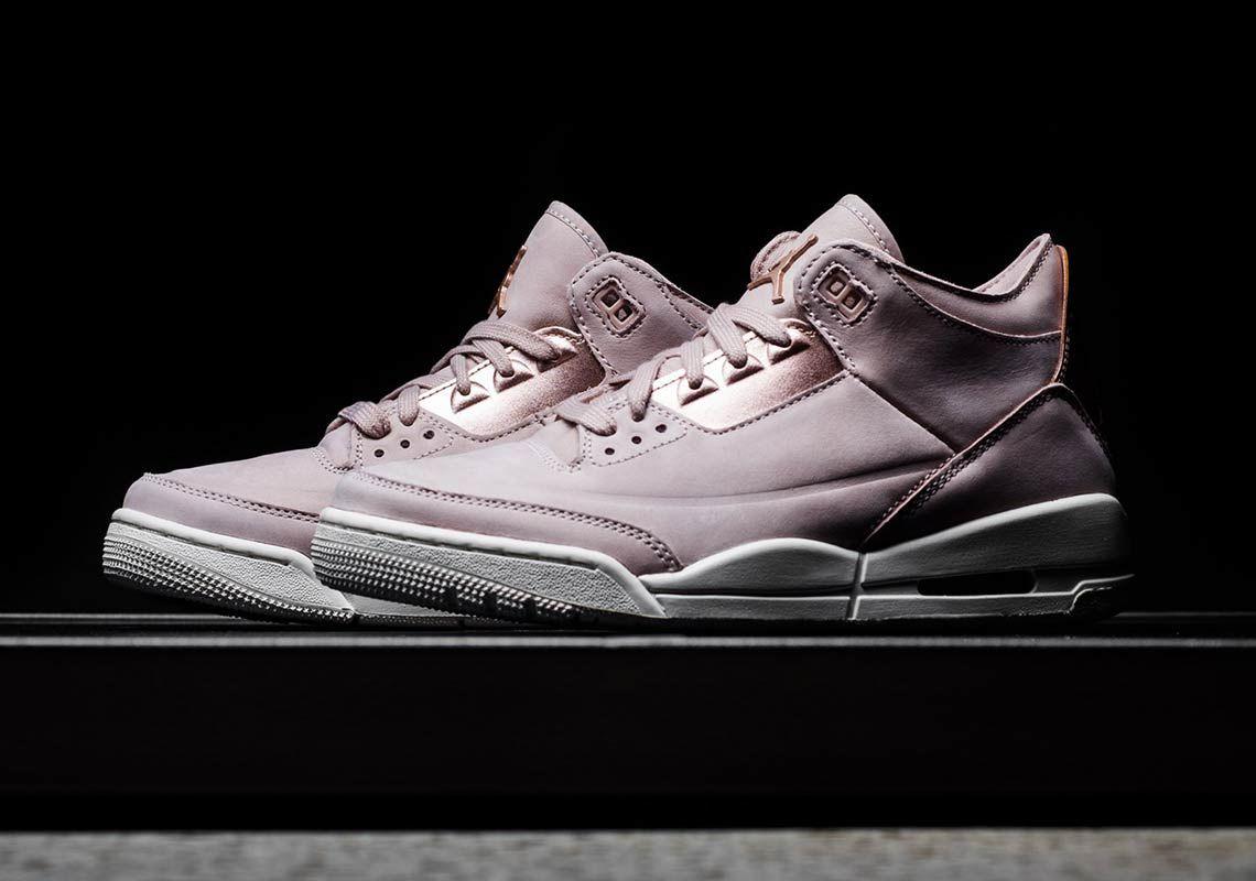 detailed look 5df5d 0b1bd Air Jordan 3 Particle Beige AH7859-205 Release Info  thatdope  sneakers   luxury  dope  fashion  trending