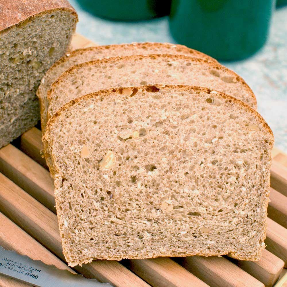 Banana Oatmeal Bread   Oatmeal banana bread, Oatmeal bread ...