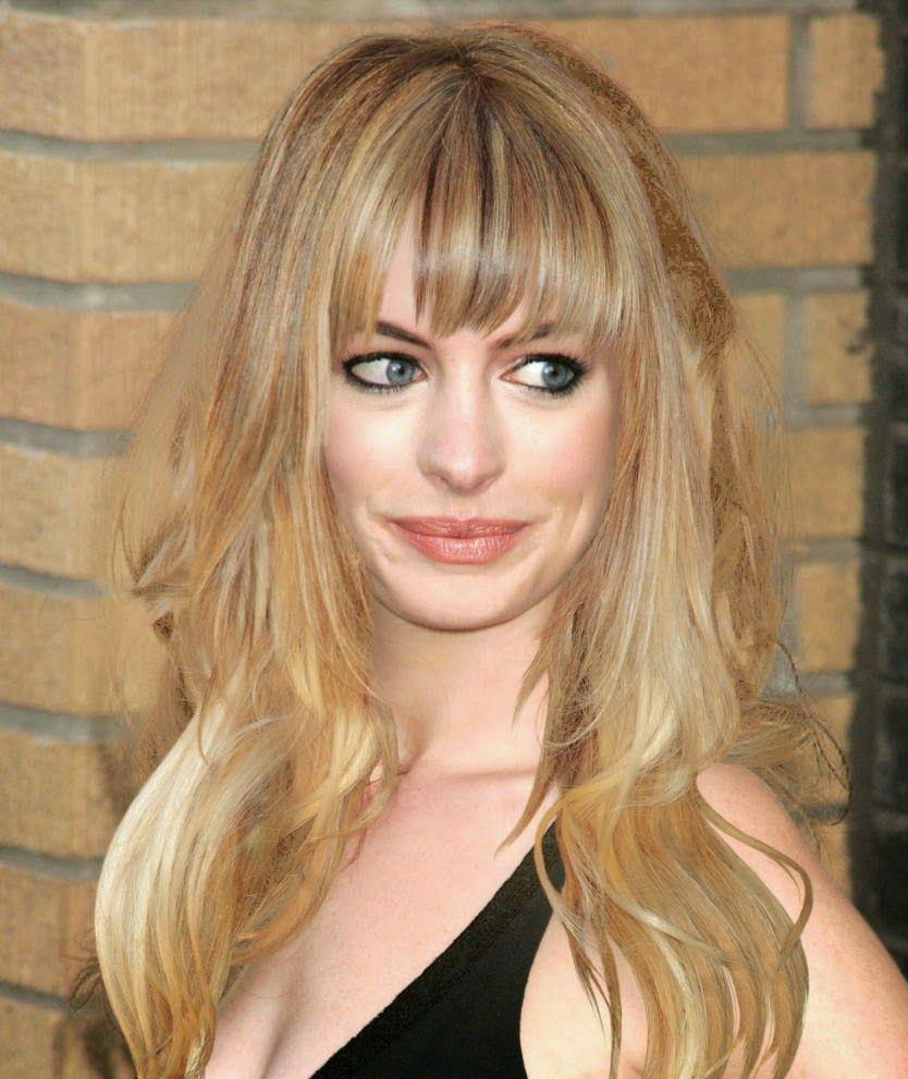 moda cabellos cortes de pelo largo para mujeres primavera verano
