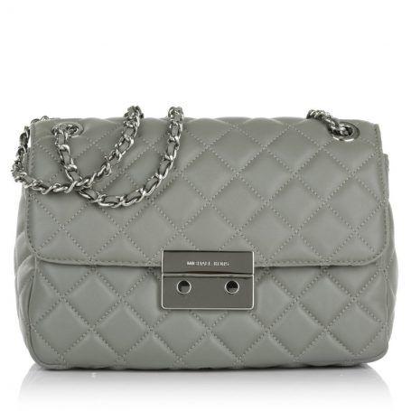 Michael Kors Tasche - Sloan LG Chain Shoulder Bag Steel ...