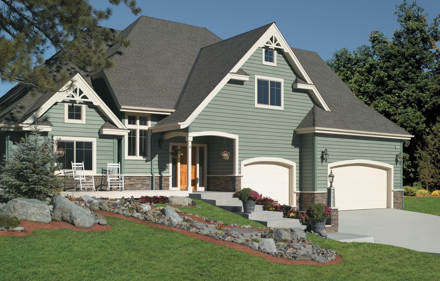 Pin By Muller Exteriors Inc On Sidings Cement Siding
