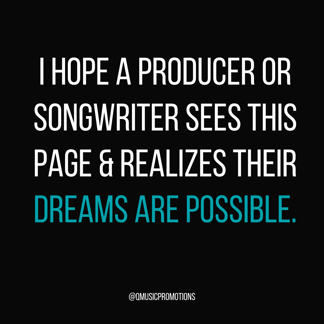 It Is Possible!! #musicbiz #indieartists #NewMusicFriday #NewMusicMonday #OnesToWatch #musicproducer #recordlabel #musicproduction #musicstudio #musicartist #musicvideos #singersongwriter #indiemusic #recordingstudio #rappers #producers #Musicindustry #ableton #musiclife #studiolife #musicians #songwriter #singers #RnBae #RNBass #MusicBusiness #toronto #musicpromo #musicpromotion
