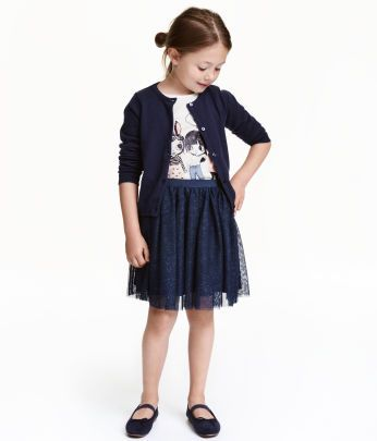 df86fdb3 Kids | Girl Size 1 1/2-10y | Dresses & Skirts | H&M US | Girl's ...
