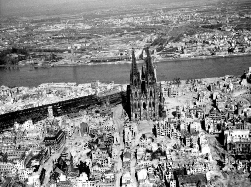 Köln Im Krieg