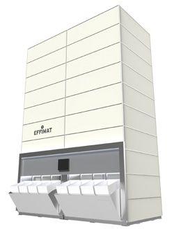 Die nächste Hochgeschwindigkeitsgeneration der vertikalen Liftmodule für die Lagerung von Kleinteilen