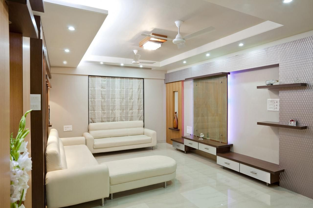 captivating bali style living room designs | Captivating Living Room Interior Design With White Wall ...