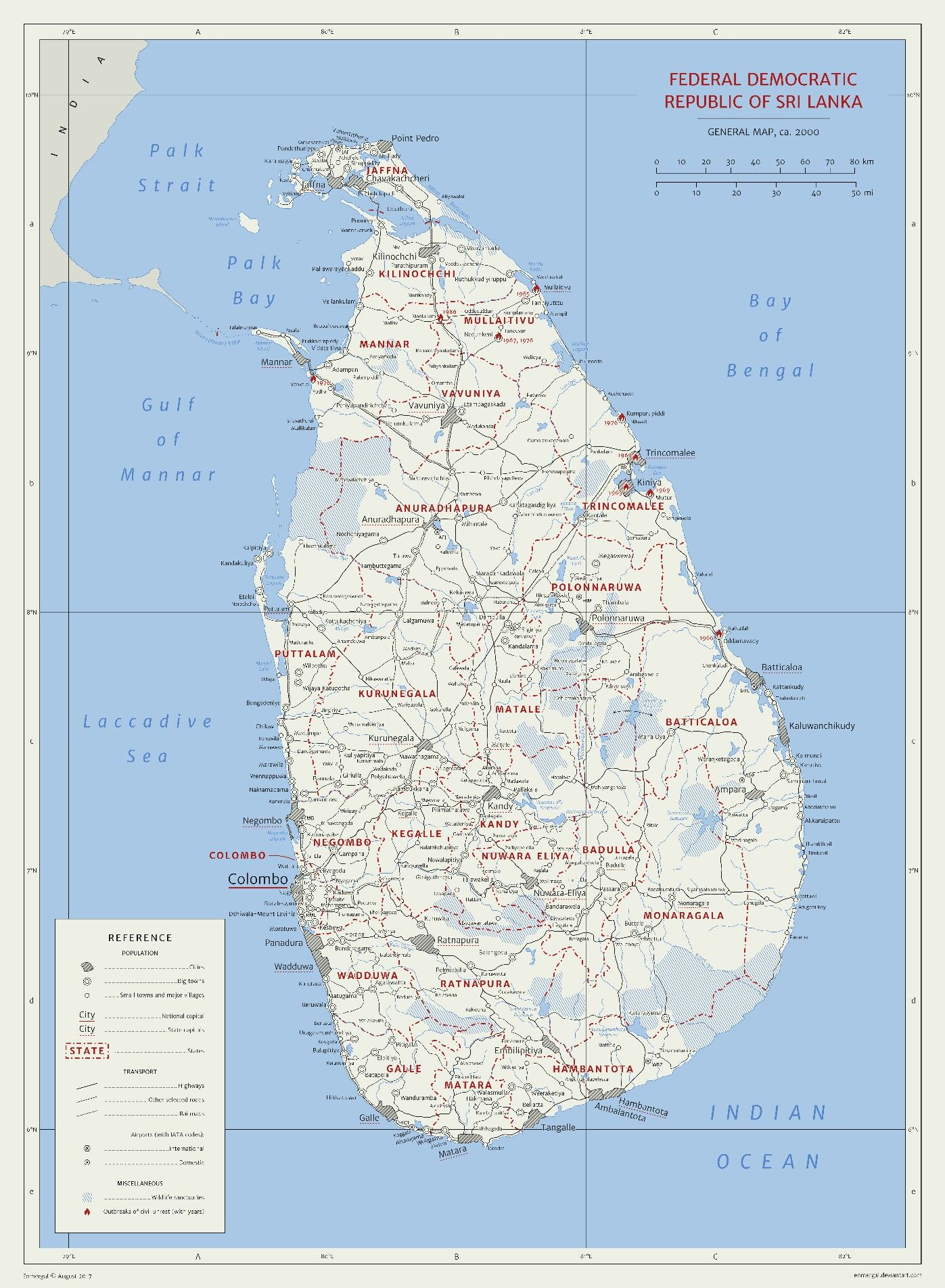 Sri Lanka Map #SriLanka #Travel | Sri Lanka (Ceylon) | Sri lanka ...