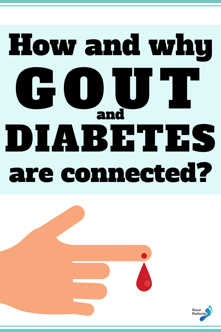 gout and diabetes diet