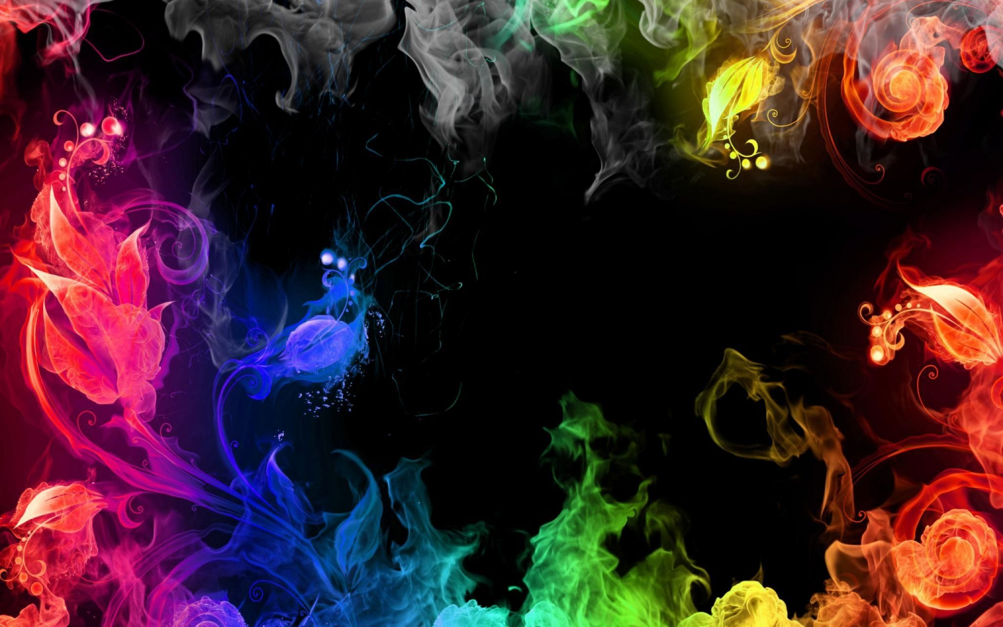 Colorfull Cubes Rainbow Wallpaper Colorful Wallpaper Colorful Backgrounds