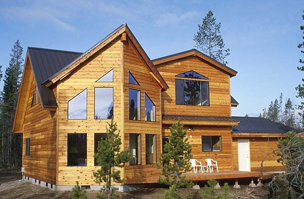 House Style Guide to the American Home Modern House and House