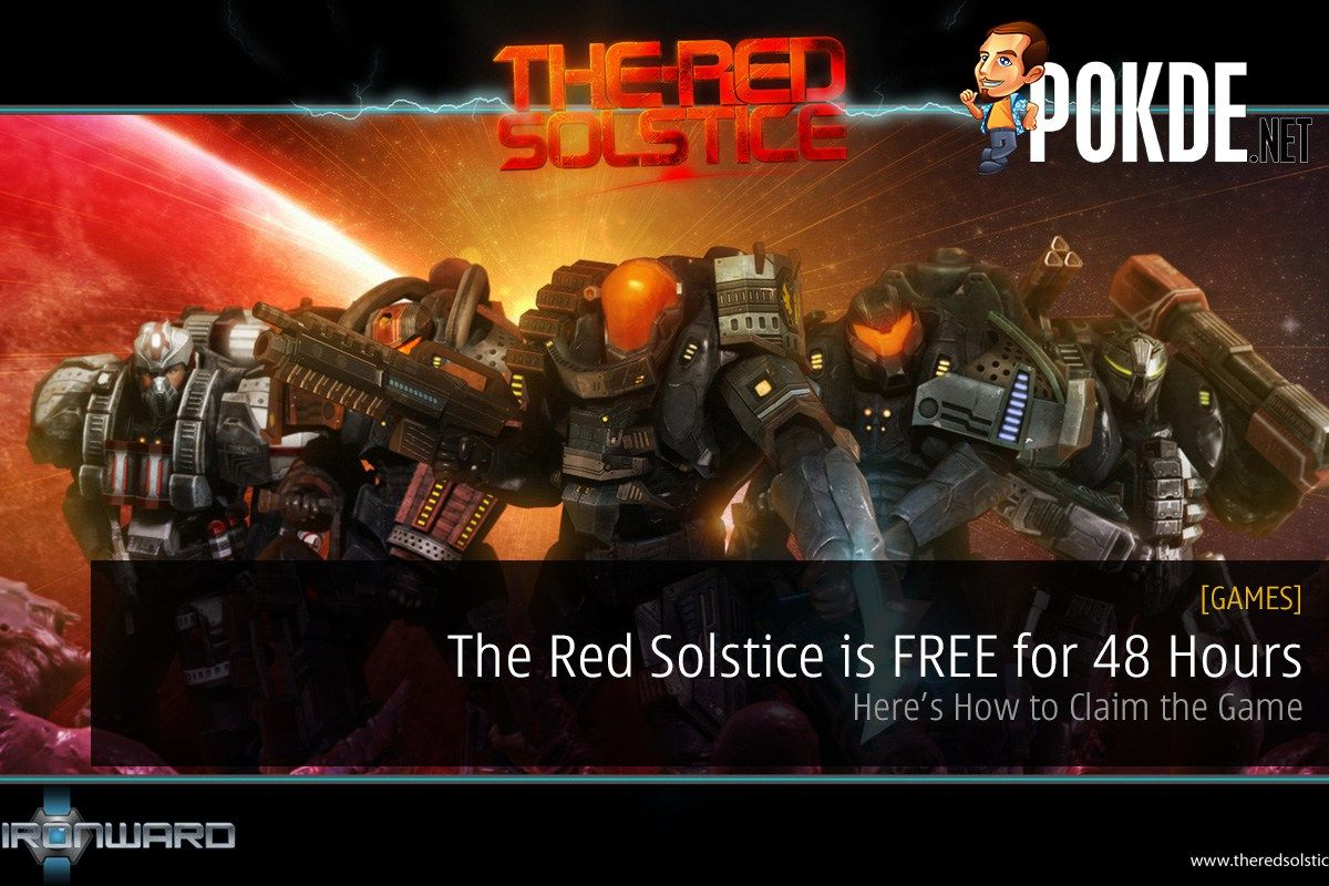 The Red Solstice is Free for 48 Hours; Here's How to Claim