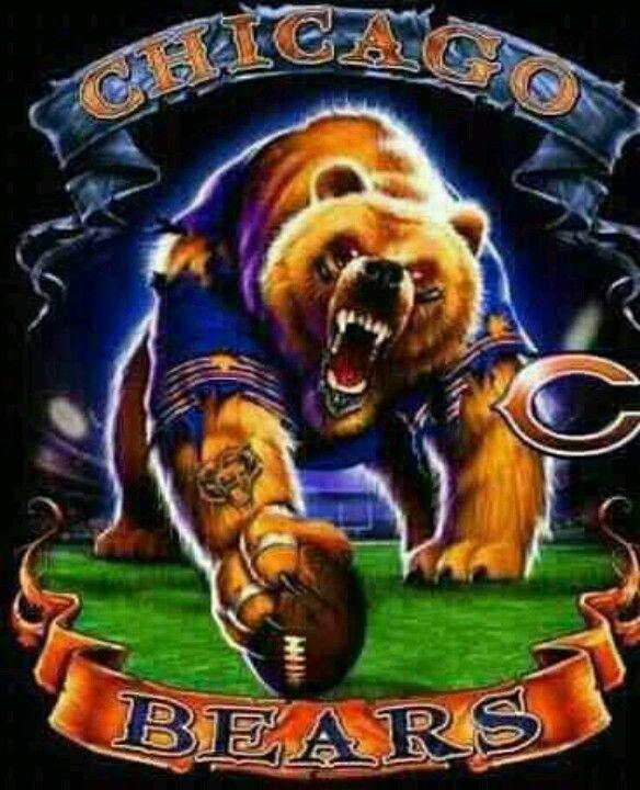 Da Bears Chicago bears wallpaper, Chicago bears pictures