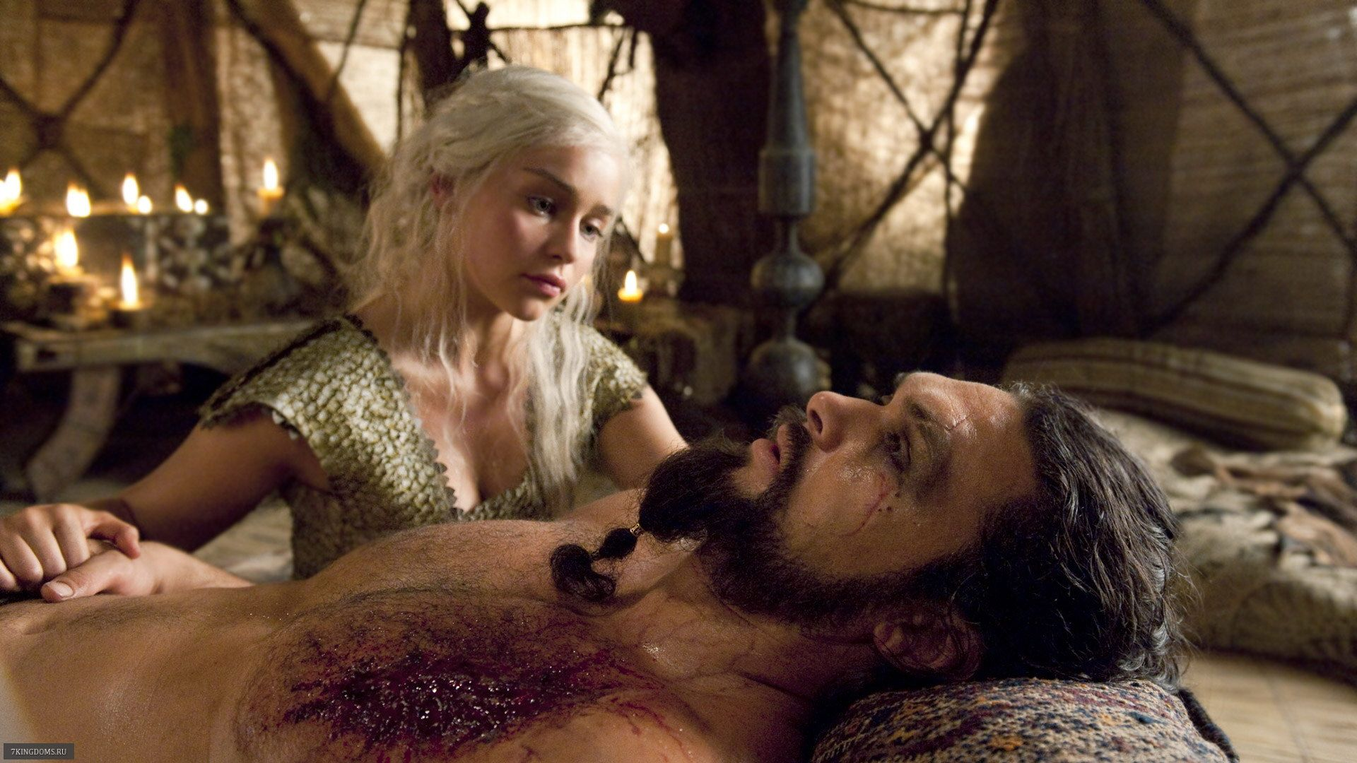 Daenerys targaryen and khal drogo wallpaper daenerys targaryen wedding - Daenerys And Drogo This Costume Of Dany S Is So Underrated I Think It Is
