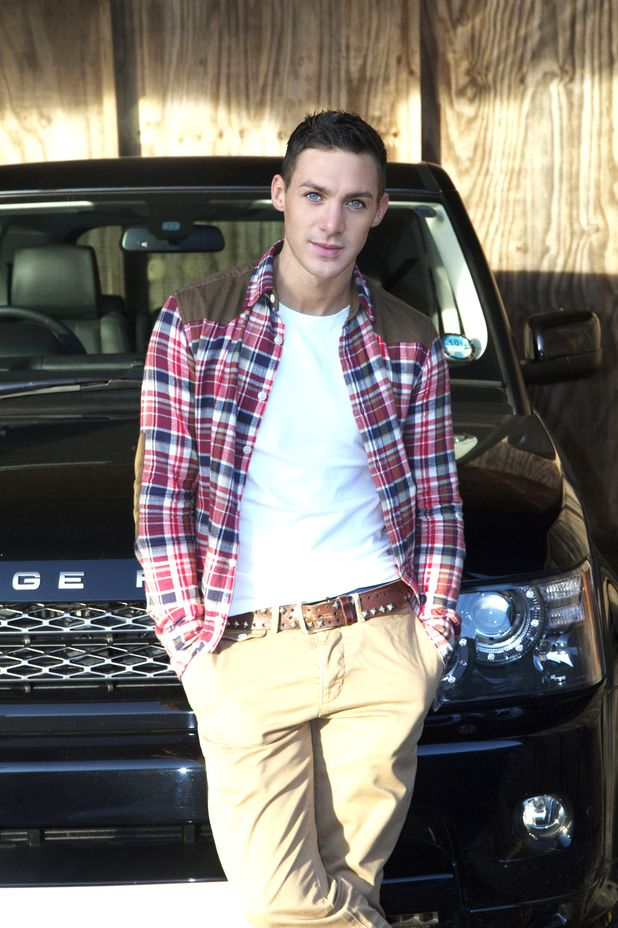Hot Guys: HOT Reality TV Star Kirk Norcross Looks Hot As