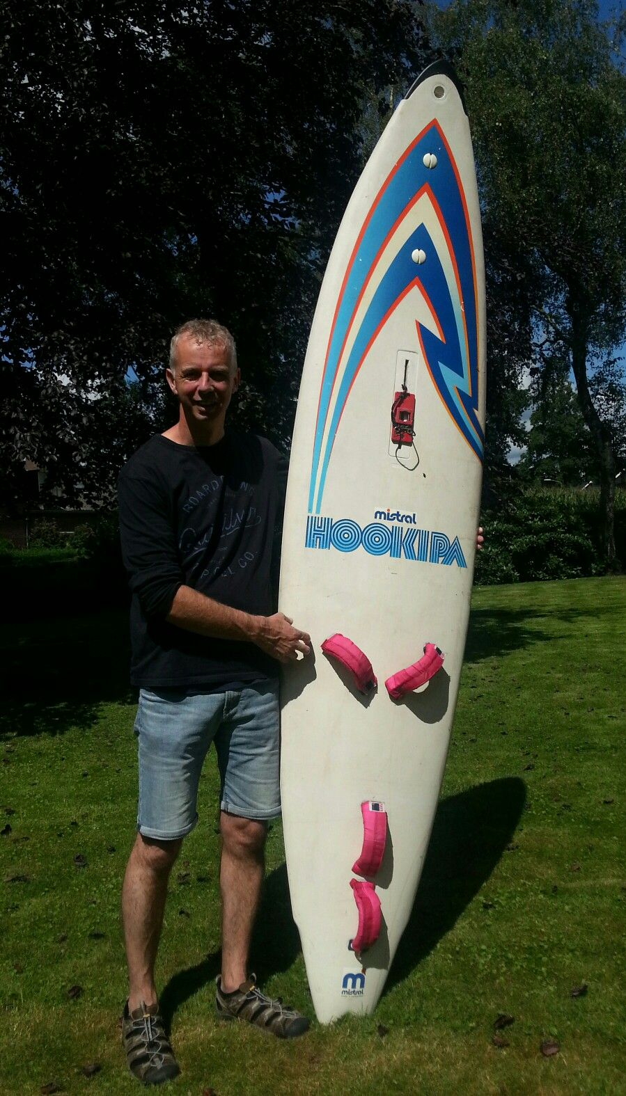 Mistral Hookipa Planche A Voile