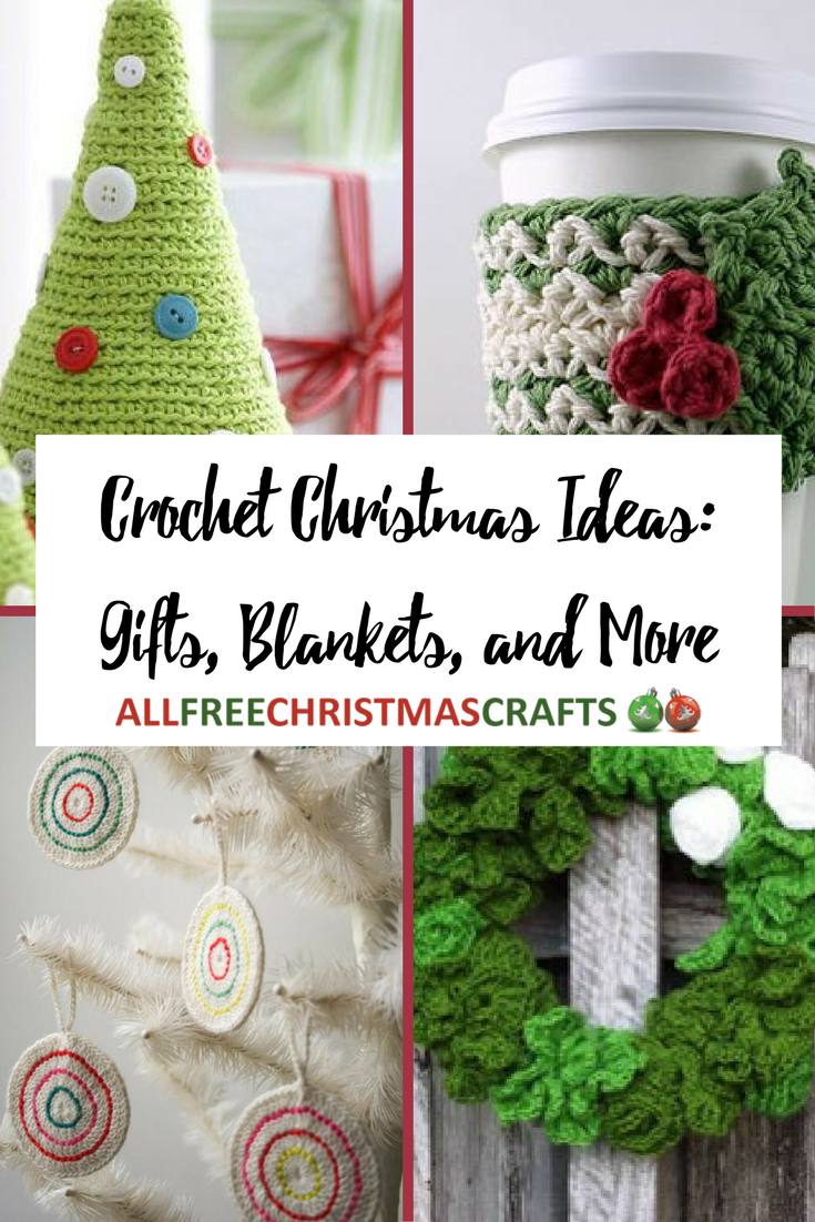 40+ Crochet Christmas Ideas: Gifts, Blankets, and More | Yarn ...