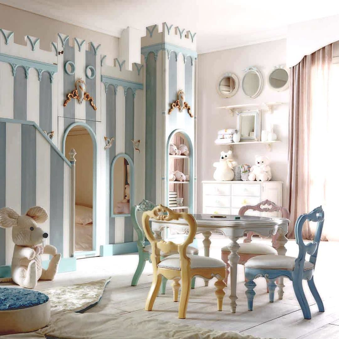 our exclusive notte fatata castle bed paired with our adorable kids rh pinterest com