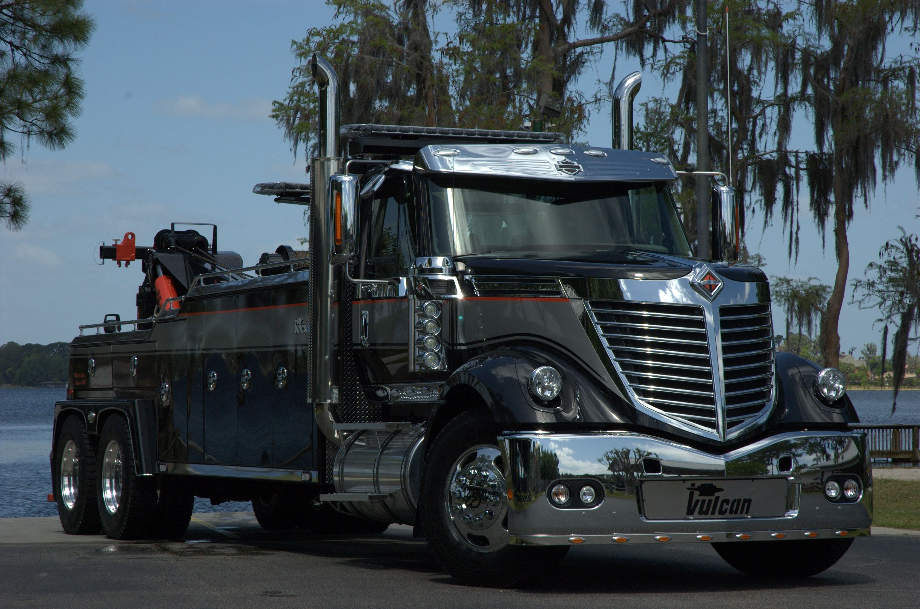 Wreckers Ltd | Heavy Duty Towing | Pinterest | Tow truck, Rigs and ...