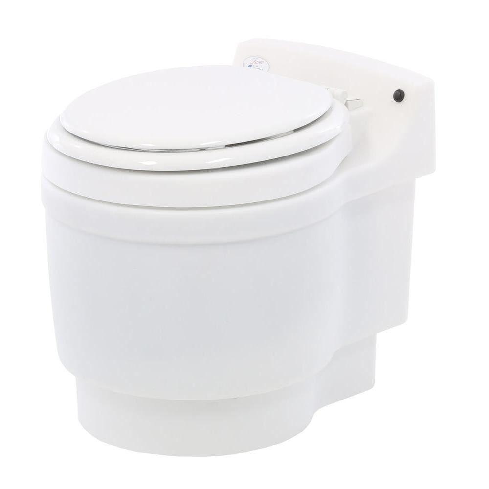 Laveo Dry Flush Portable Toilet | Toilet, Flush toilet and Rv