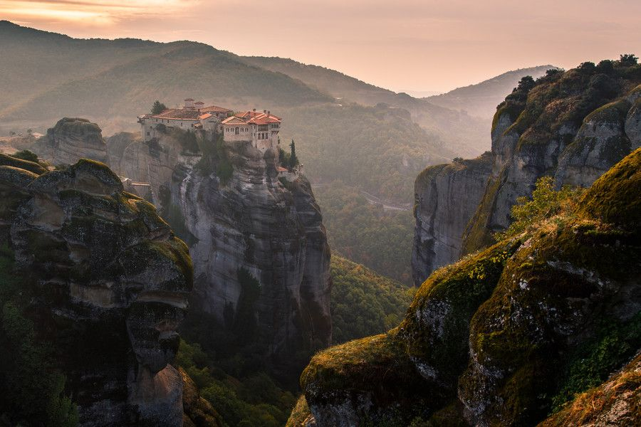 The stunning real-life locations where Game Of Thrones is