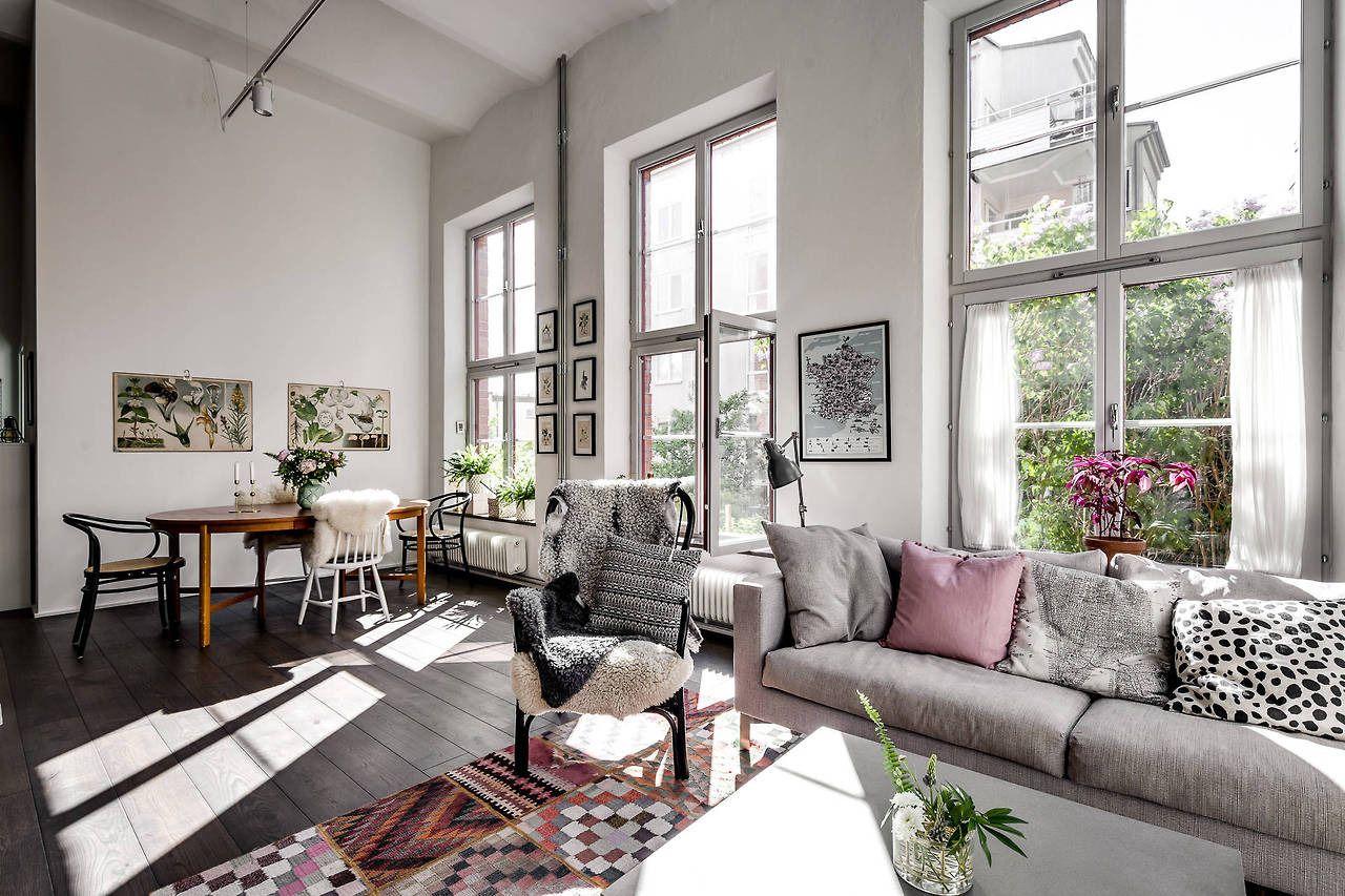 Scandinavian apartment Follow Gravity Home: Blog - Instagram ...