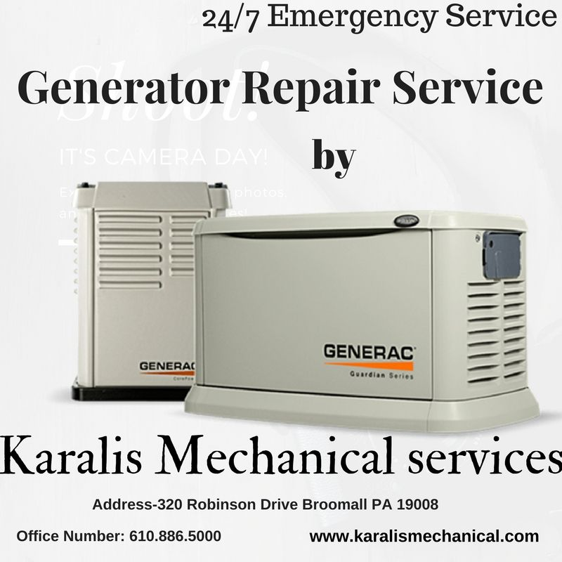 Are You Thinking About Generator Repair Service With Zero