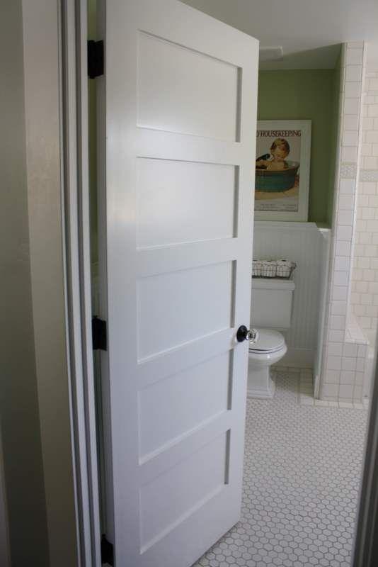 love this door u003eu003e and so simple too watch out bathroom door i