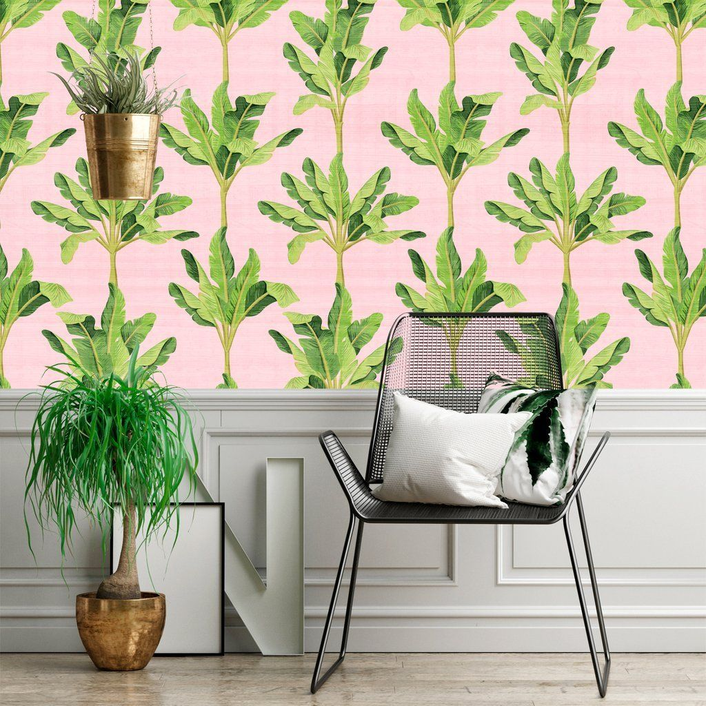 Our 15 Favorite Wallpapers That Will Make Your Home Insta