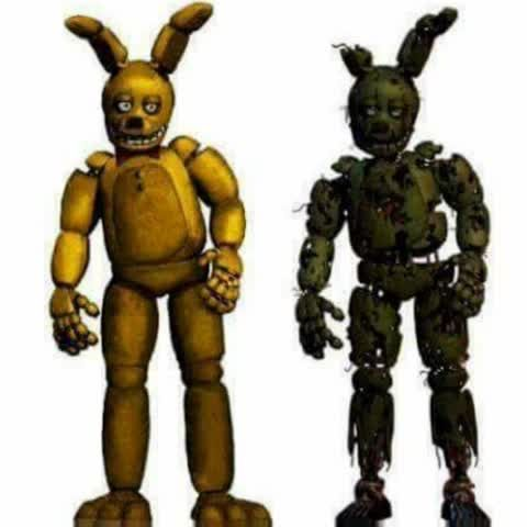 phantom bonnie is springtrap - Google zoeken
