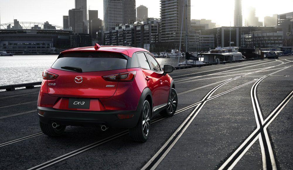 2017 Mazda CX3 Grand Touring AWD Review Mazda cx3