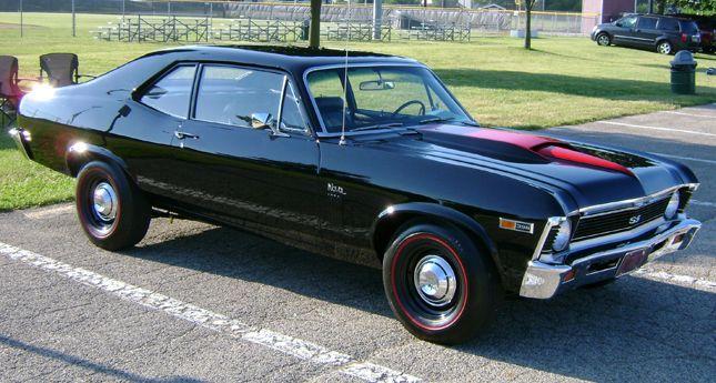 1969 Chevy Nova Ss396 L78 396 375hp 4bbl Bbc M21 4speed G80