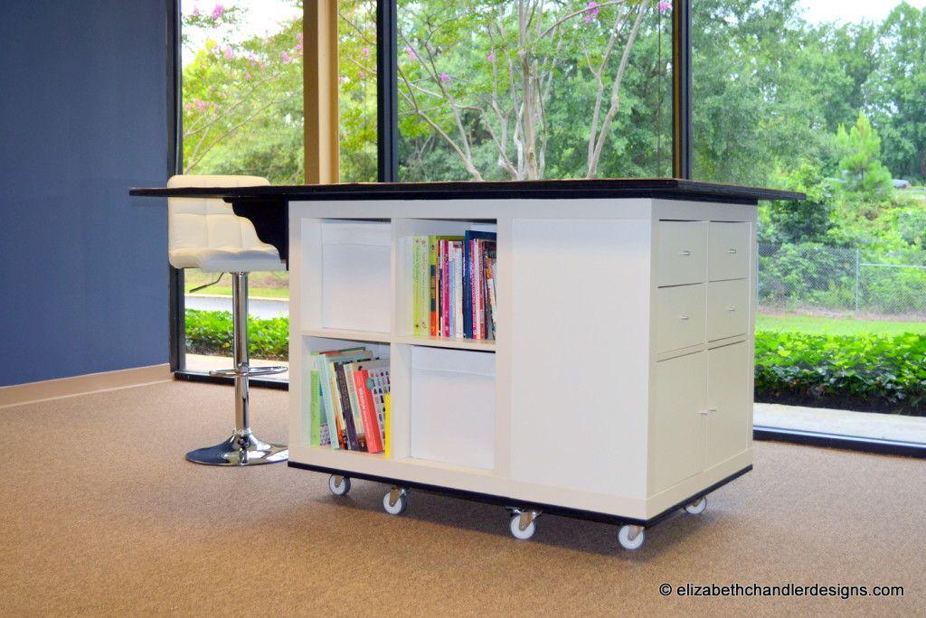 20++ Craft storage unit on wheels info