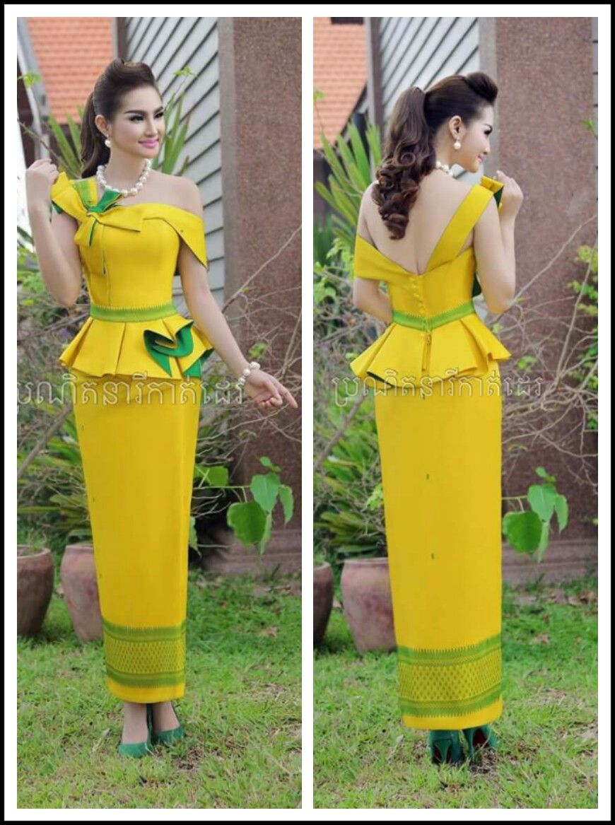 a4c99c3465821 Pin by aikin 77 on Cambodia dress